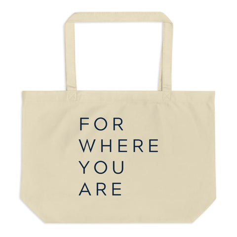 Eco Tote Bag (Large)