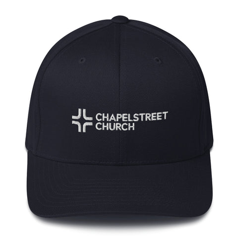 Structured Flexfit Hat