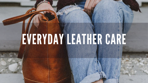 Everyday Leather Care