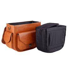 Load image into Gallery viewer, Turtle Genuine Leather Journal Writing Blank Notebook - Classy Leather Bags