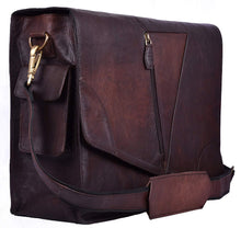 Load image into Gallery viewer, Professional DSLR/SLR Leather Camera Bag - Classy Leather Bags
