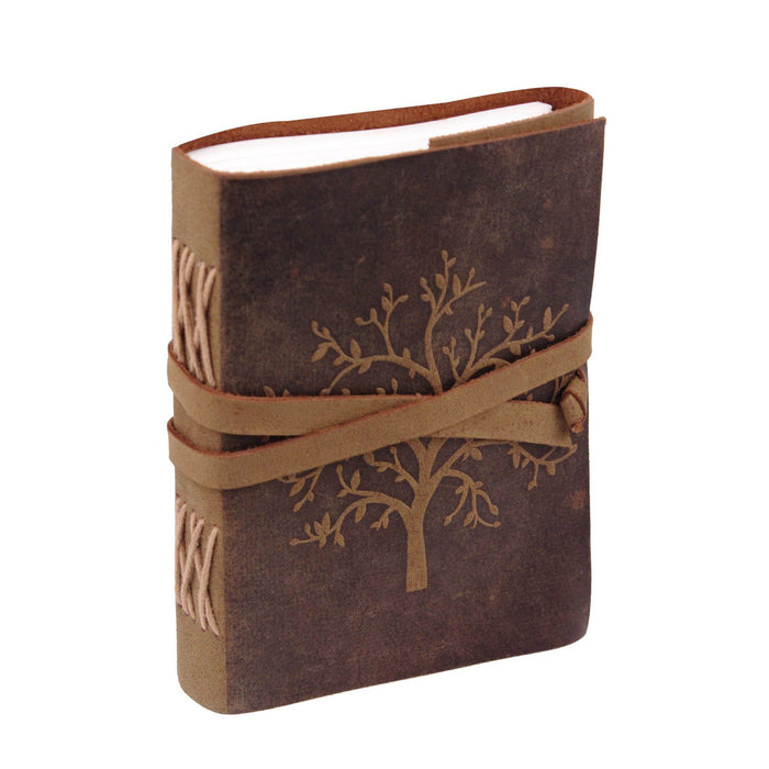 Tree of Life Leather Journal Vintage Traveler Writing Notebook Diary