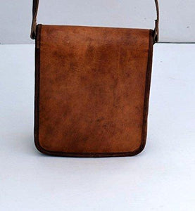 Leather I Pad Messenger Tablet Cross Body Shoulder Bag 11 Inch - Classy Leather Bags