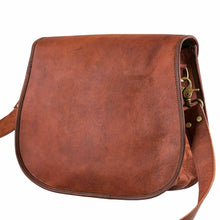 Load image into Gallery viewer, Vintage Leather Tote Purse Crossbody Shoulder Bags Women - Classy Leather Bags