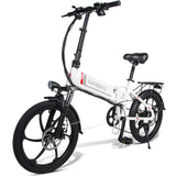Foldable Electric Bicycle Aluminum Bike