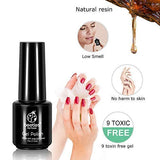 Fall Nail Gel Polish Kit  Manicure Set