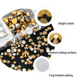 Fall Nail Art Craft Decorations Gems Set