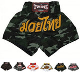 Twins Special Muay Thai Boxing Shorts