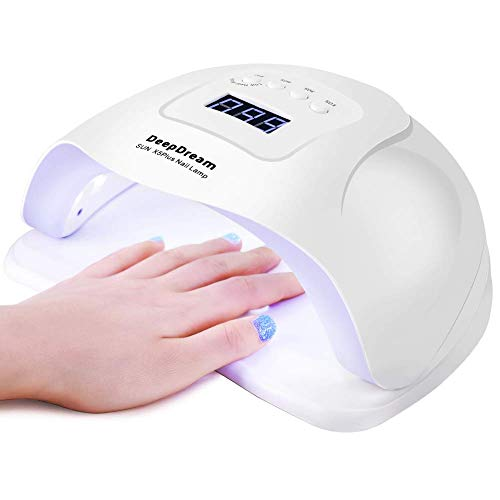 DeepDream 110w Gel Nail Lamp UV LED Dryer Curing Lamps Light Fingernail & Toenail Polish Art Professional
