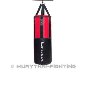 Muay Thai Boxing Bag Leather Fairtex