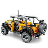 Brick Toys Off Road Car Set