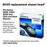 Philips Norelco Electric Shaver 3600 with Click-On Stubble Guard, S3560/88