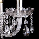 Pendant Light Crystal Chandelier Set