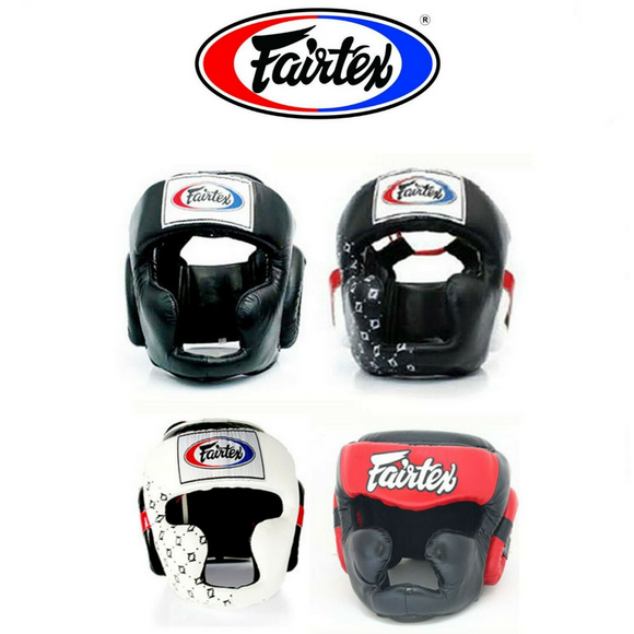 Muay Thai Boxing Head Guard Fairtex