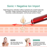 Blackhead Ultrasonic Acne Removal Scrubber Face Cleaning Tool