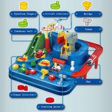 Game Education Puzzle Eco-Friendly Baby Adventure Toy
