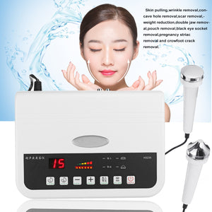 Face Ultrasonic Vibration Skin Wrinkle Machine