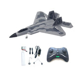 RC Toys Controller F22 Fighter Airplan Model