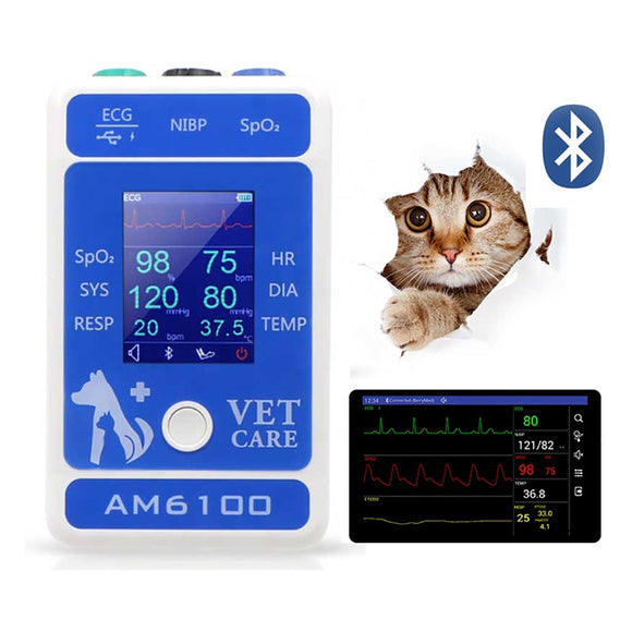 Puppies Bluetooth Surgical Intraoperative Monitors Hospital Clinic Machine