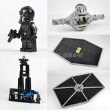 Brick Building Toys TIE Fighter Mobile Model