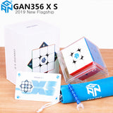 Speed Test Cube Toys Puzzle GAN 356 Stickerless