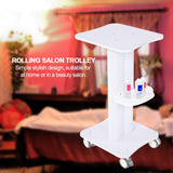Salon Trolley Rolling Cart Wheel Stand