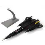 Plane Aircraft Diecast Model Blackbird