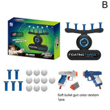 Target Darts Shooting Floating Electric Suspension Flying Ball Toy