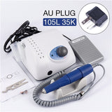 Fall Nails Electronic Drill Manicure Kit