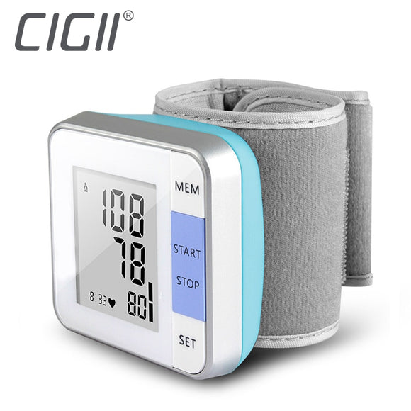 Blood Pressure Heartbeat Monitor