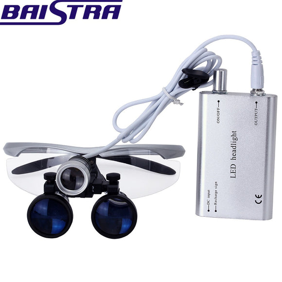 Dental Magnification Binocular Operation Lamp