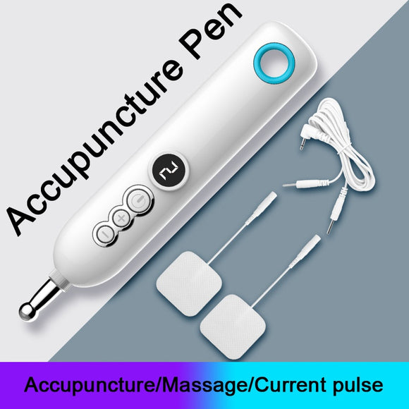 Neck Pain Electric Pulse Pen