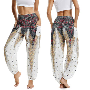 Long Pants Thai Beach Trousers