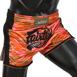 Fairtex Slim Cut Muay Thai Boxing Shorts