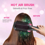 ShopiBrush™️Hair Dryer And Volumizer Brush