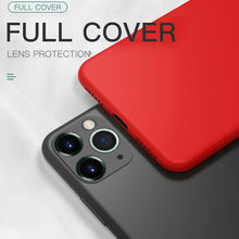 Load image into Gallery viewer, Protection Soft Cover For iPhone
