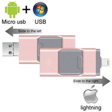 Load image into Gallery viewer, iFlash-Portable USB Flash Drive