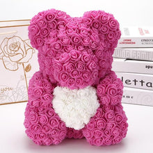 Load image into Gallery viewer, LUXURY ROSE BEAR