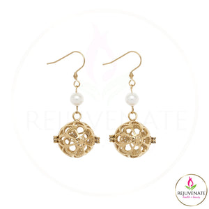 Juliette Pearl - Earrings