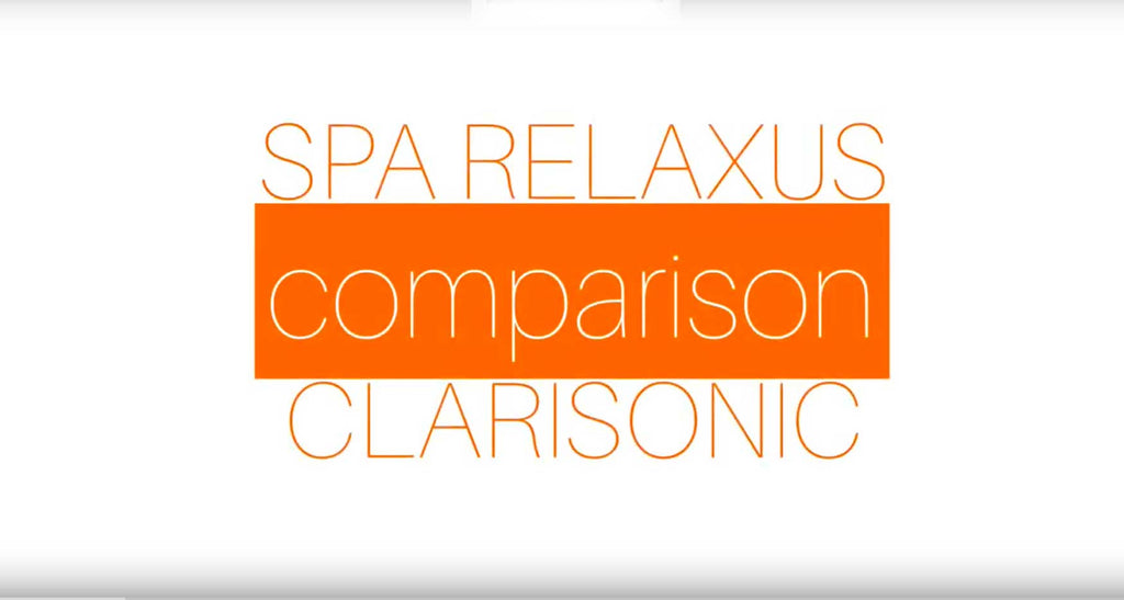 Clarisonic Mia 2 and Relaxus Beauty Cleansing Brush product comparison