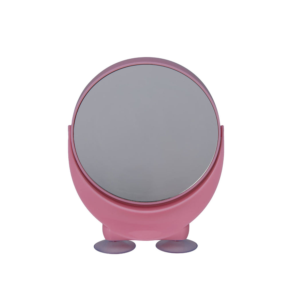 Double-Sided Magnifying Mirror