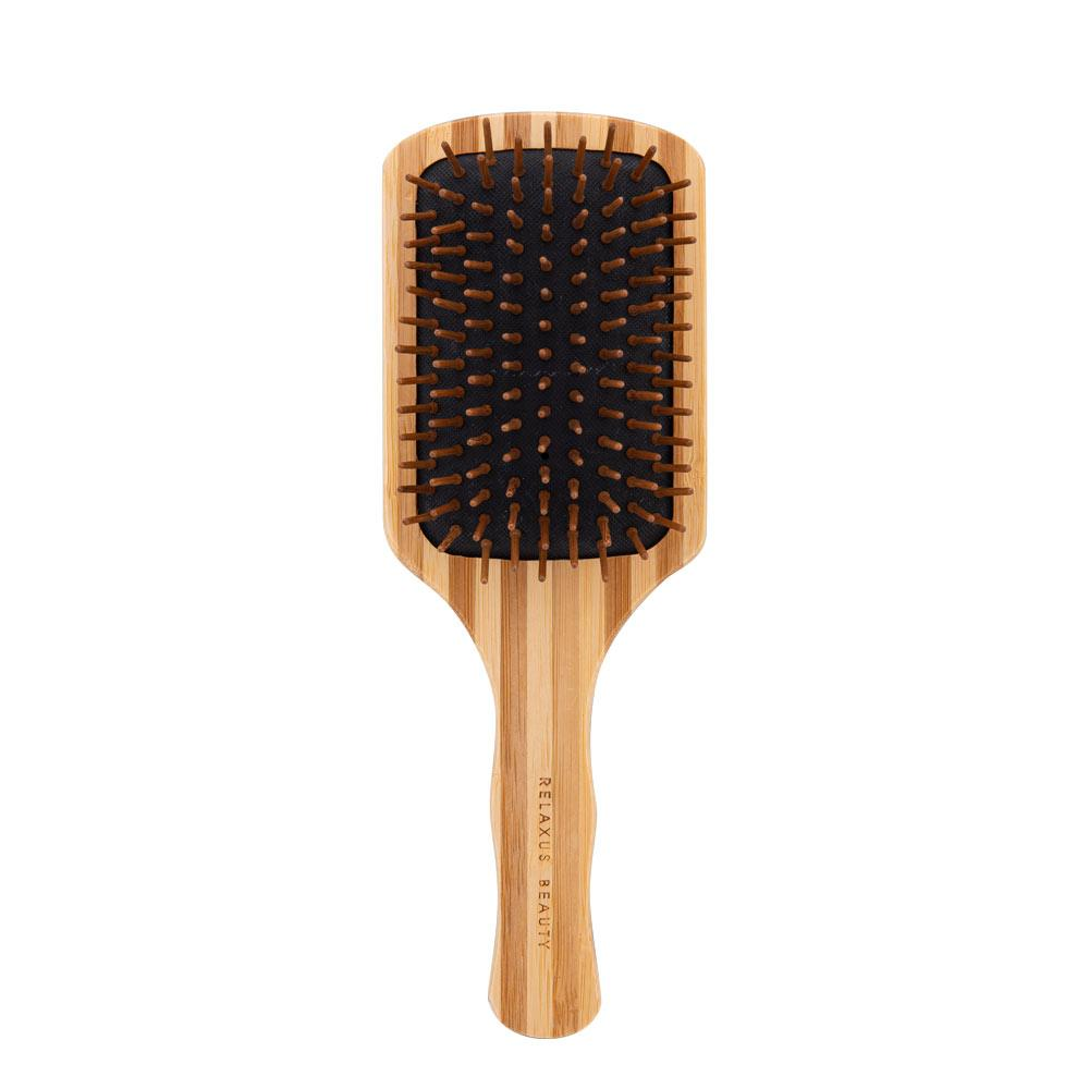 Relaxus Beauty Bamboo Paddle Hair Brush