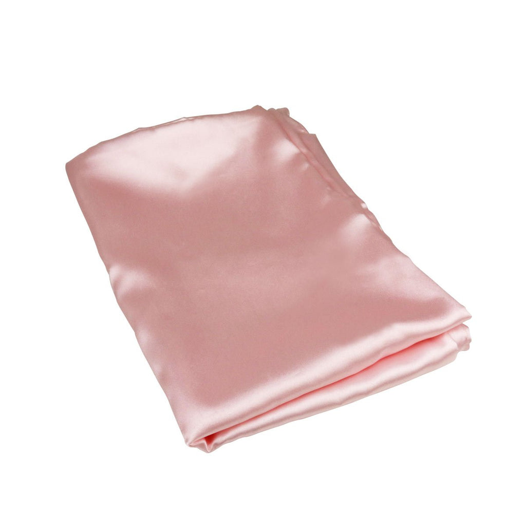 Properly Pampered Satin Pillow Case (2-Pack)