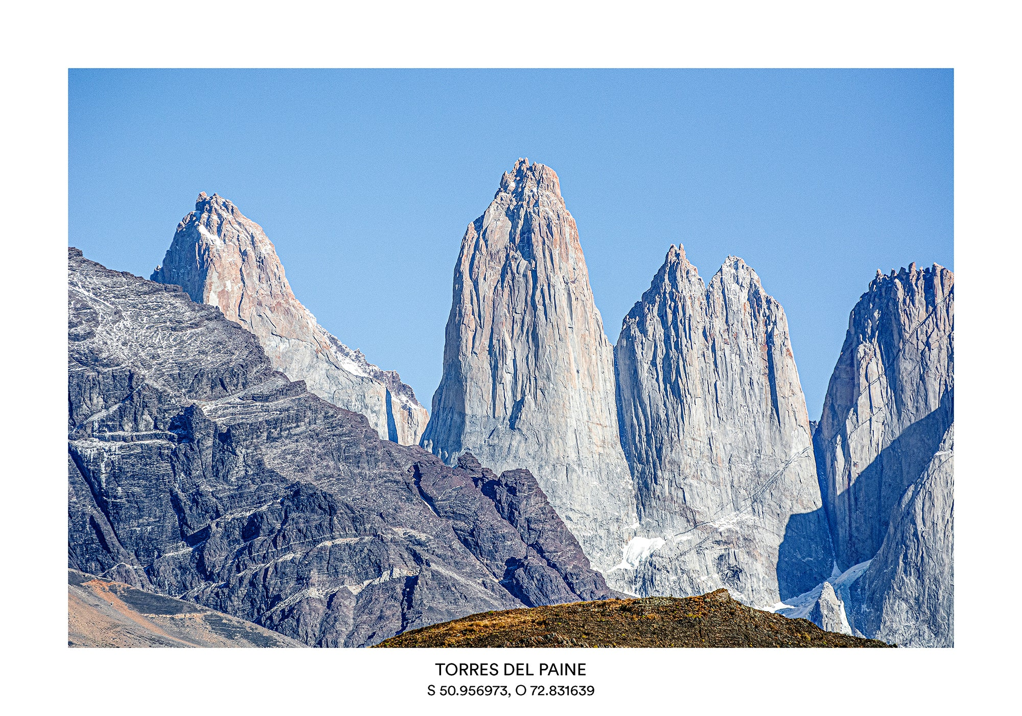 MA - Torres del Paine