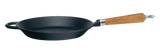 Maestro Exclusive Cast Iron Fry Pan (with Sloped Sides)- 4 Sizes