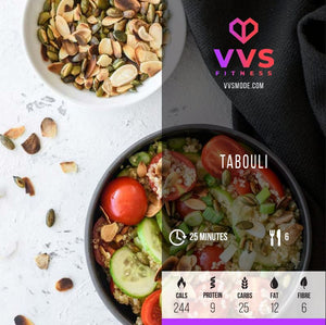 VVS FITNESS: Healthy & Delicious Recipes e-Book (2nd Edition)