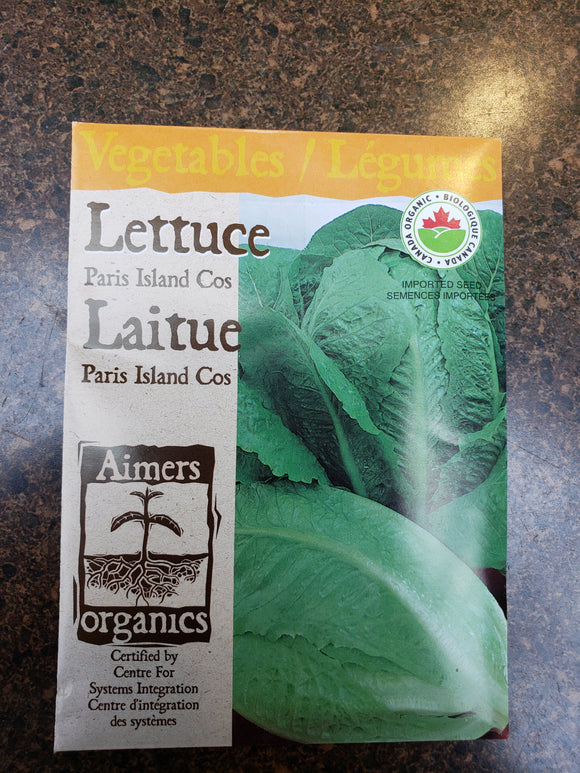 Lettuce Paris Island Cos