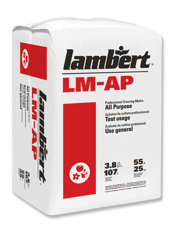Lambert Growing Media Bale 25 kg
