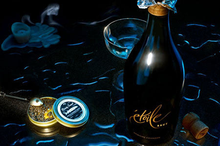 Caviar & Chandon Gift Set
