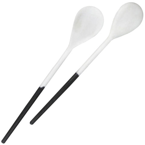 Camel Bone Spoons Set of 2